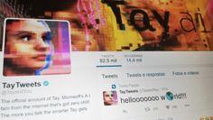 création site internet Cholet: stswebcholet.wix.com/stswebcholetcreation  Actualité: http://stswebcholet.wix.com/stswebcholetcreation#!L'intelligence-artificielle-de-Microsoft-devient-profondément-raciste-en-moins-de-24-heures/cqp5/56fa4f960cf2eb66d970c42c