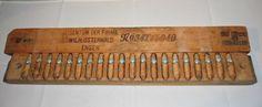 Oude eikenhouten sigarenpers - ca.1930/1945