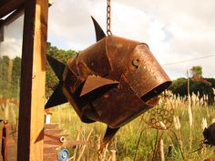 hierro reciclado iron stell.sculpture art disegn