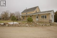 Feb 2017-VACANT!-$245,000-OVERPRICED NEEDS ROOF< DOORS< WINDOWS< FLOORS< KITCHEN COUNTERS< BATHROOM RENO< NO OUTBUILDING<  Removal of A/C Units< PLUMBING? WIRING? HEATING? WATER? INSULATION?  driveway gravel,  ALL APPLIANCES!  -- Nat gas heating, 1 acre, pond, brick house,  VACANT!!!-------401629 GREY ROAD 4, WEST GREY, Ontario  N4N3B8  HANOVER-----Does zoning allow animals? Is property big enough.......would have to see--TAXES???? ---2 hrs to anyone