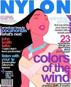Pocahontas cover photo of Nylon - By petite tiaras ♥ - Disney-princess Fan Art Disney Pocahontas, Disney Pixar, Walt Disney, Disney Princesses, Princess Pocahontas, Disney Nerd, Disney Characters, Punk Disney, Princess Aurora