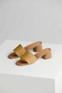 bc8e0f476 Boleyn Slide. Slide SandalsShoes SandalsStreet Style ...