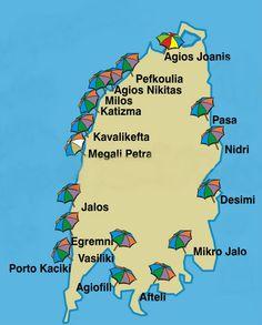 Резултат слика за lefkada map