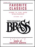 The Canadian Brass Book of Favorite Classics - 1st Trumpet