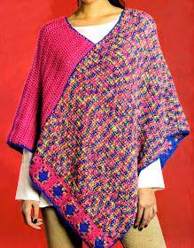 Captivating Crochet a Bodycon Dress Top Ideas. Dazzling Crochet a Bodycon Dress Top Ideas. Crochet Poncho Patterns, Crochet Scarves, Crochet Shawl, Crochet Clothes, Crochet Stitches, Knit Crochet, Free Crochet, Poncho Shawl, Knitted Poncho
