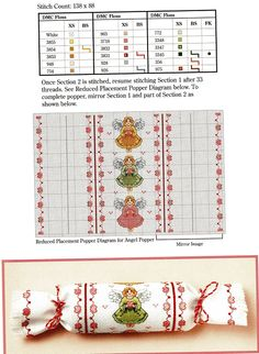 Cross-stitch Cute Angels, part with the color chart. Cross Stitch Fairy, Cross Stitch Angels, Cross Stitch Bookmarks, Cross Stitch Needles, Cross Stitch Borders, Cross Stitch Flowers, Cross Stitching, Cross Stitch Embroidery, Cross Stitch Patterns