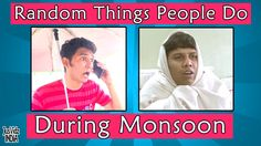 People often enjoy the first rain shower! It is a way of welcoming the arrival of #monsoon.But as the days go by, we all tend to become frustrated and simply wish the rains to stop for good.  Here are the few random things people often do during monsoon Enjoy the video  #mohinkhan #mohin88 #video #youtube #facebook #twitter #shortfilms #jusvidz #jusvidzindia #subscribe #like #love #friend #friends #follow #followback