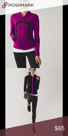 Lululemon Jacket Reversible Brand New lululemon athletica Jackets & Coats