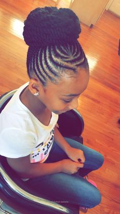 Superb One braid or two braids is a universal hairstyle for kids, but it may look too banal. To make your girl's braided style more interesting, try to experiment with volume, different types o ..