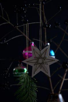 Sidste års String art ophæng har været meget populære både her på bloggen, Instagram og ikke mindst på Pinterest, så det var mere end oplagt, at jeg også denne jul skulle designe en String art DIY.…