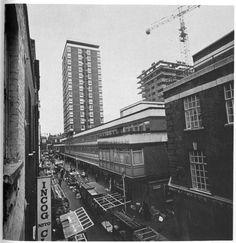 Berwick Street market, Soho. 1973.