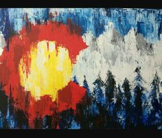 We bring the Best Canvas Painting Ideas for Beginners who has that artis to throw colors canvas art on the sheet portraying the thoughts running into mind for your home, painting ideas, canvas wall art, canvas art Denver Colorado, Aspen Colorado, Colorado Springs, Colorado Homes, Colorado Mountains, Rocky Mountains, Colorado Country, Pagosa Springs, Colorado Hiking