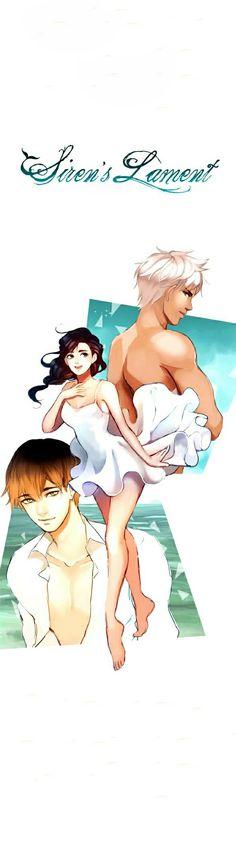 Sirens Lament - MANHWA - Lector - TuMangaOnline Anime Guys, Manga Anime, Comics Ladybug, Fairy Tail Gruvia, Online Comics, Webtoon Comics, Manga Comics, Comic Character, Anime Couples