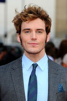 Sam Claflin. | 16 Celebrity Men Who Should Just Cut The Crap And Become Single