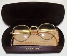 Sweet Love Cute Quote Handwrite Style Glasses Case Eyeglasses Clam Shell Holder Storage Box