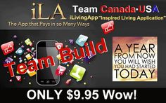 Affiliate at http://www.ilivingapp.com/isaiavasile   -you can earn 100$ .....2000$ on month ,just with 9,95$ invest on month - register referals and make your team ,only who affiliate at programs with 9,95$ can earn money -if you register 3 referal in first day your matrix can be complet in 1 week ,if you register 3 referal in  7 day your matrix can be complet in 7 week ,you can earn 2511,75$ in 1 week or 7 week