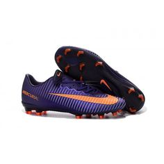 1f86b6ac7e28 Nike Mercurial - Nike Mercurical Victory VI FG Purple Orange Football Boots
