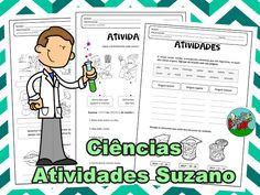 Ciências - Atividades Adriana