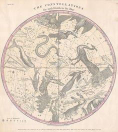Constellation Map