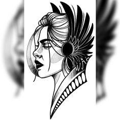 Family Tattoo Designs, Family Tattoos, Chicano, Sugar Skull Girl, Dark Art Drawings, Old School, Tatting, Body Art, Sketches