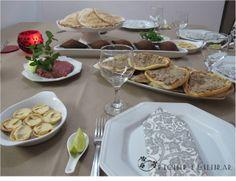 Receber e Celebrar: Recebendo em casa com comida árabe