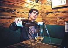 Empire State South sommelier in Food & Wine #wine #sommelier #restaurant