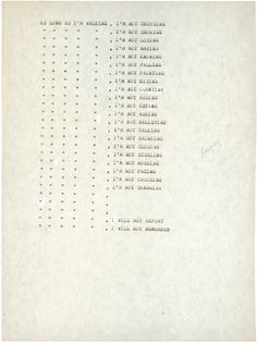Francis Alys Ascii Art, Francis Picabia, Types Of Art, Concrete, Drawers, Poetry, Language, Walking, Lost
