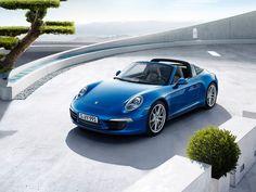 2015 Porsche 911 Targa Turbo Concept