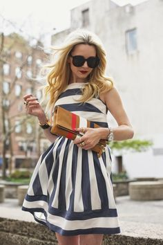 mixed stripe perfection!