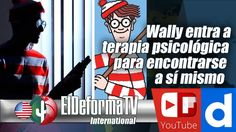 Wally entra a terapia psicológica para encontrarse a sí mismo