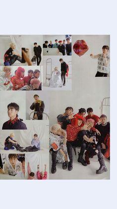 Ikon Member, Ikon Wallpaper, Funny Boy, Cute Kids, Make Me Smile, Photo Wall, Frame, Kpop, Bebe