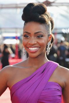 natural hairstyles   2013 Formal Hairstyles For Natural Hair 8   The Style News Network