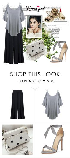 """""""# 23"""" by zijadaahmetovic ❤ liked on Polyvore featuring Alexandre Birman"""