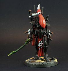 Dark Saim-Hann Wraithlord