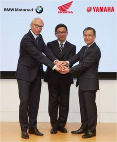 BMW Motorrad, Honda Motor Co. Ltd. e Yamaha Motor Co. Ltd. agora estão colaborando para melhorar os sistemas de transporte inteligentes (Cooperative-C-ITS) aplicações em veículos de duas rodas (PTW...