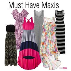 9 Maxi Dresses You Need In Your Closet
