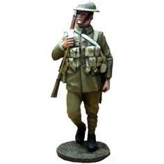 GW 017 North Staffordshire regiment 1818 private 3 Toy Soldiers, British Army, War, Templates