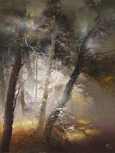 Литовский художник Петрас Лукосиус (Petras Lukosius)