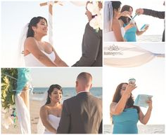 lorena juan wedding sunset beach treasure island wedding photography