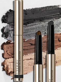 The Metallic Eyeshadow To End All Metallic Eyeshadows: By Terry's Ombre Blackstar