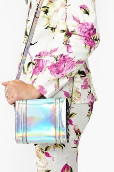 Hologram Satchel in Accessories Bags at Nasty Gal | $48