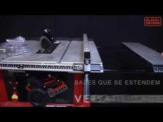 SERRA DE MESA BDTS1800 BLACK+DECKER - YouTube