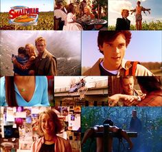 First episode ever of Smallville!! Stole my <3 from the very first scene :)