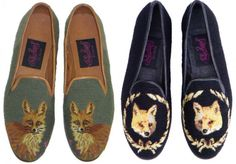 fox loafers