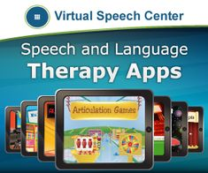 Speech and Language Therapy Apps