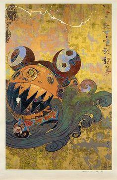 Takashi Murakami Untitled