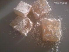 Rahat Lokum (fotorecept) - Recept Thing 1, Indie, Sweet, Food, Meal, Eten, Meals, India