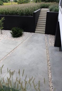 108 pictures and ideas for modern landscape and garden design - Garden floor - Modern Landscape Design, Modern Landscaping, Contemporary Landscape, Landscape Architecture, Backyard Landscaping, Landscaping Design, Modern Design, Home Design, Landscaping Software