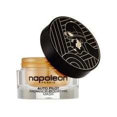 """Napoleon says: """"Achieve fabulous skin with this luxe prep mask."""" A luxurious gel mask for the perfect pre-makeup prep. Rich in silicone elastomers, Auto Pilot Radiance-Boosting Mask softens and smooths while delivering a line-blurring moisture boost Napoleon Perdis, Gel Mask, Makeup Primer, Jojoba Oil, Pilot, Moisturizer, How To Apply, Skin Care, Cosmetics"""
