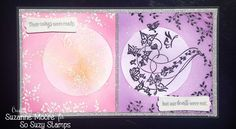 MISTI May-nia | So Suzy Stamps Blog - Using the Mirror Image Stamp
